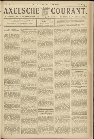 Axelsche Courant 1926-01-22