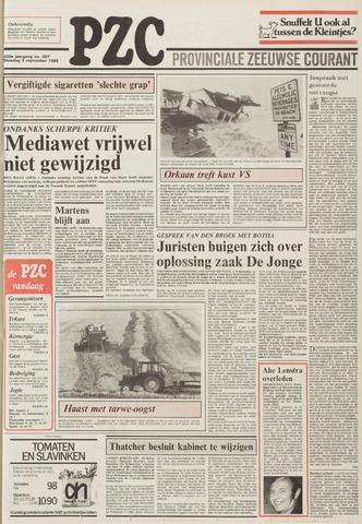 Provinciale Zeeuwse Courant 1985-09-03
