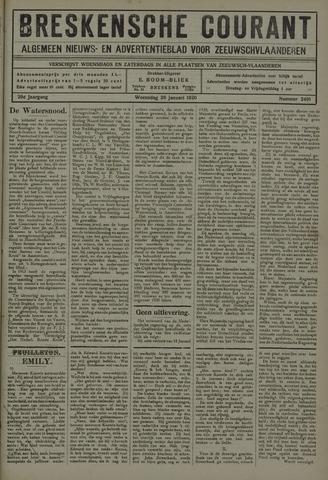 Breskensche Courant 1920-01-28