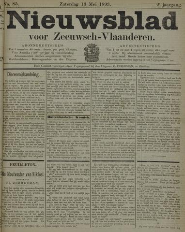 Nieuwsblad voor Zeeuwsch-Vlaanderen 1893-05-13