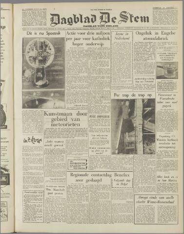 de Stem 1957-10-12