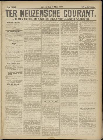 Ter Neuzensche Courant. Algemeen Nieuws- en Advertentieblad voor Zeeuwsch-Vlaanderen / Neuzensche Courant ... (idem) / (Algemeen) nieuws en advertentieblad voor Zeeuwsch-Vlaanderen 1920-05-06