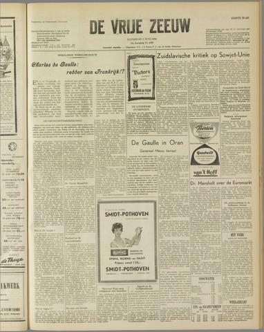 de Vrije Zeeuw 1958-06-07