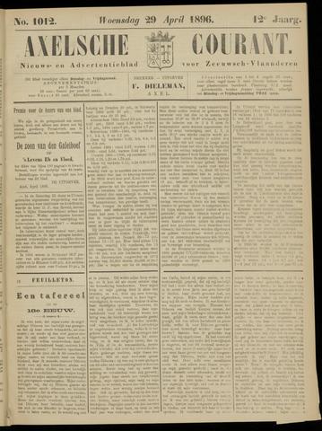 Axelsche Courant 1896-04-29