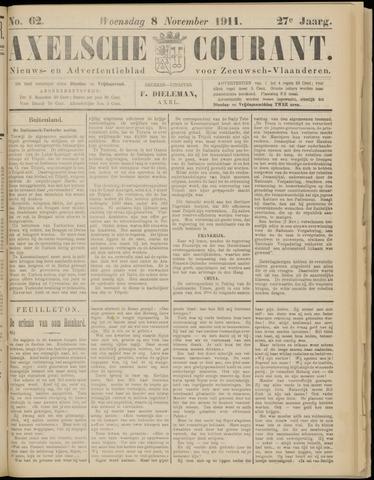 Axelsche Courant 1911-11-08
