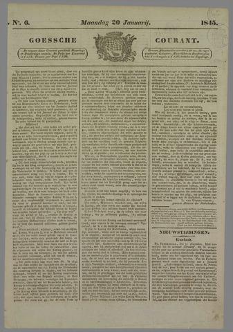 Goessche Courant 1845-01-20