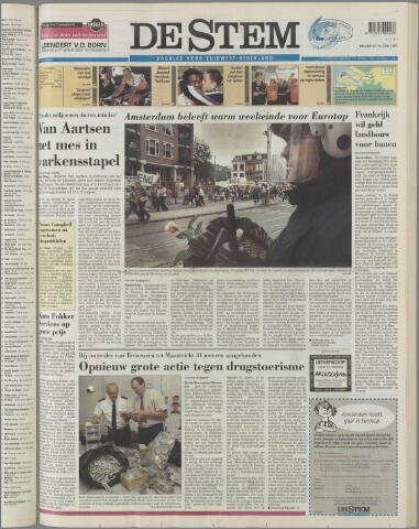 de Stem 1997-06-16