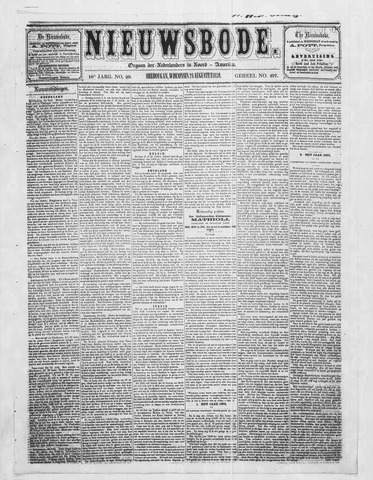 Sheboygan Nieuwsbode 1859-08-24