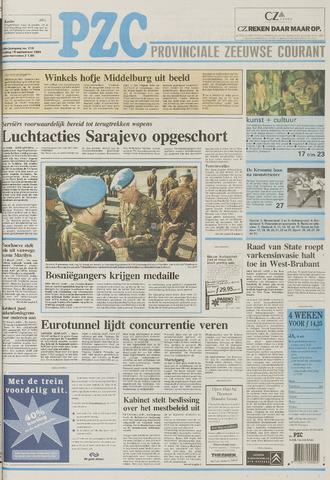 Provinciale Zeeuwse Courant 1995-09-15