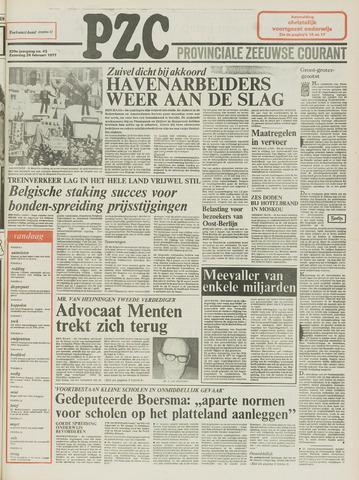 Provinciale Zeeuwse Courant 1977-02-26