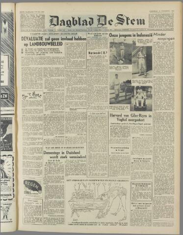 de Stem 1949-11-12