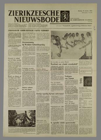 Zierikzeesche Nieuwsbode 1965-10-19