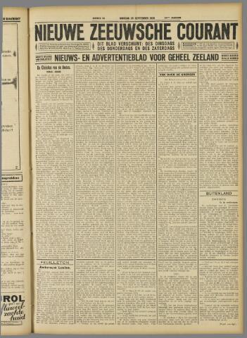 Nieuwe Zeeuwsche Courant 1928-09-25