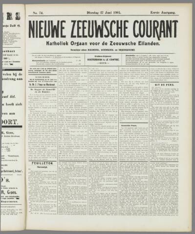 Nieuwe Zeeuwsche Courant 1905-06-27