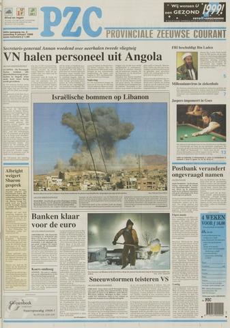 Provinciale Zeeuwse Courant 1999-01-04