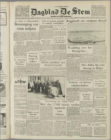 de Stem 1957-08-24
