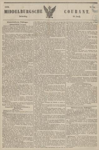 Middelburgsche Courant 1852-06-19