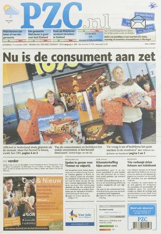 Provinciale Zeeuwse Courant 2009-11-14