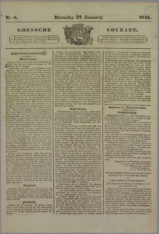 Goessche Courant 1845-01-27