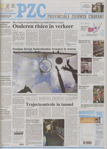Provinciale Zeeuwse Courant 2004-07-28