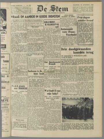 de Stem 1947-08-18