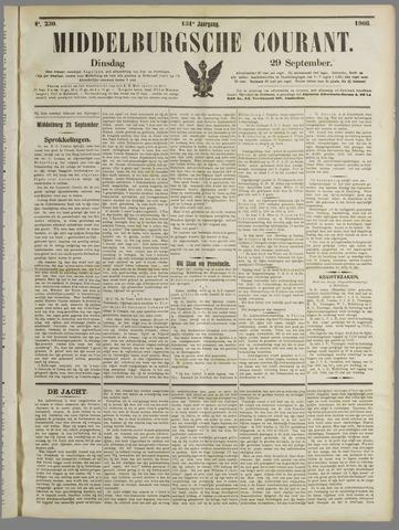 Middelburgsche Courant 1908-09-29