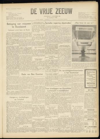 de Vrije Zeeuw 1956-12-05