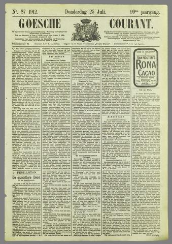 Goessche Courant 1912-07-25