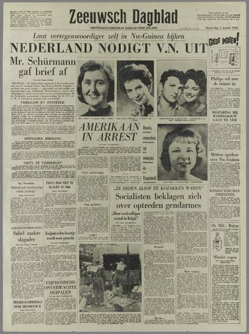 Zeeuwsch Dagblad 1961-01-05