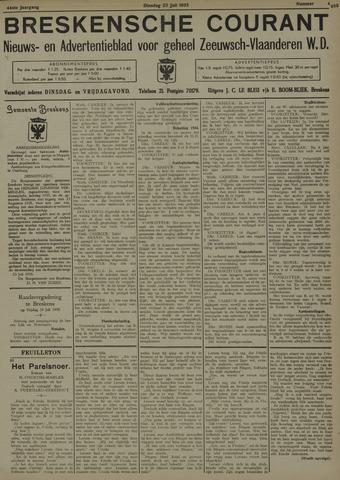 Breskensche Courant 1935-07-23