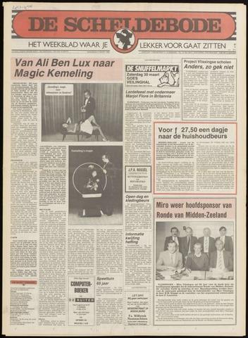 Scheldebode 1985-03-21