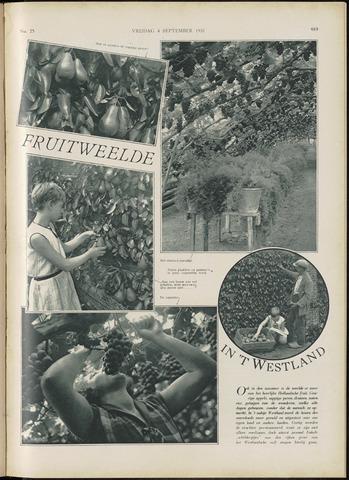 Ons Zeeland / Zeeuwsche editie 1931-09-04