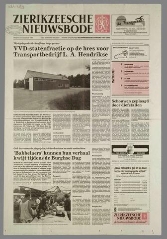 Zierikzeesche Nieuwsbode 1996-08-02