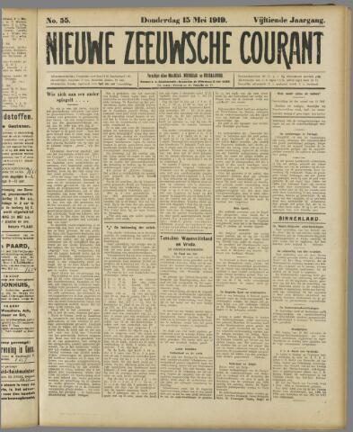 Nieuwe Zeeuwsche Courant 1919-05-15