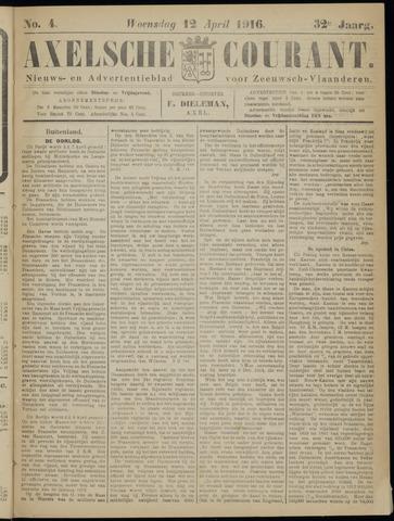Axelsche Courant 1916-04-12