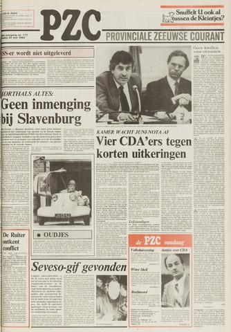 Provinciale Zeeuwse Courant 1983-05-20