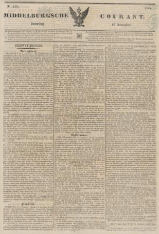 Middelburgsche Courant 1844-11-16