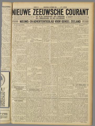 Nieuwe Zeeuwsche Courant 1932-10-06