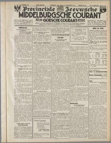 Middelburgsche Courant 1936-08-22