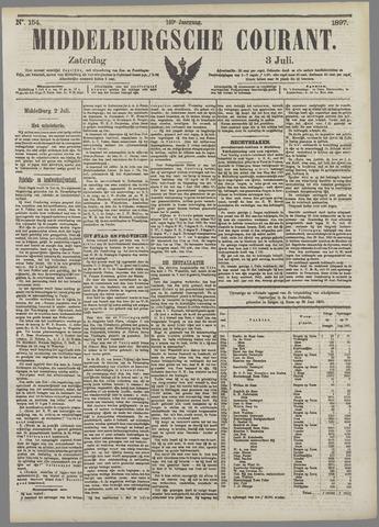 Middelburgsche Courant 1897-07-03