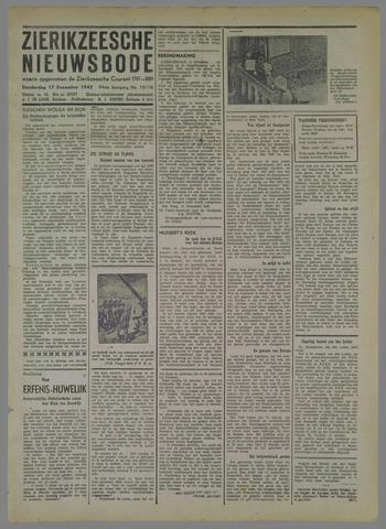 Zierikzeesche Nieuwsbode 1942-12-17