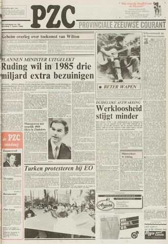 Provinciale Zeeuwse Courant 1984-03-07