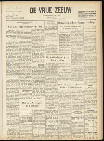 de Vrije Zeeuw 1957-09-07