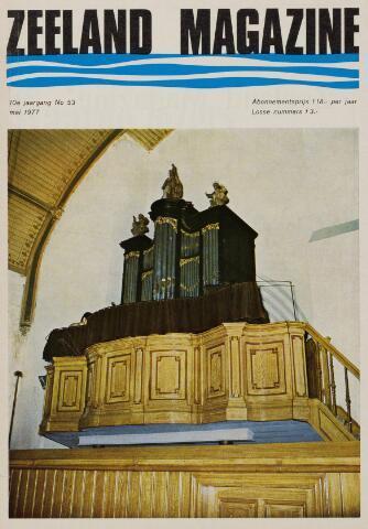 Zeeland Magazine / Veerse Meer Gids 1977-05-01