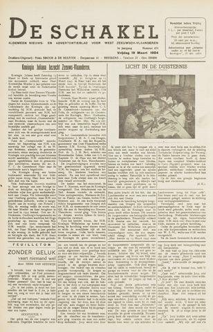 De Schakel 1954-03-19