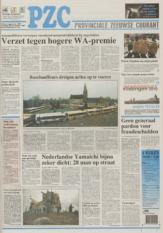 Provinciale Zeeuwse Courant 1997-11-25