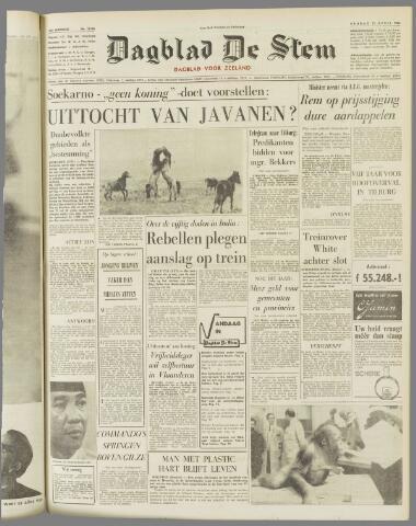 de Stem 1966-04-22
