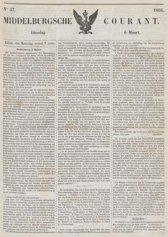 Middelburgsche Courant 1866-03-06