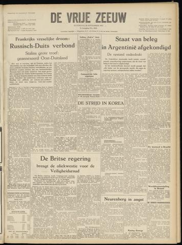 de Vrije Zeeuw 1951-09-29