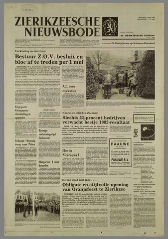 Zierikzeesche Nieuwsbode 1982-05-03